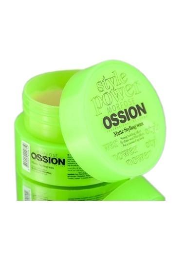 Morfose Morfose Ossion Matte Styling - Mat Wax 100 Ml Renksiz